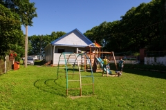 Детская площадка.