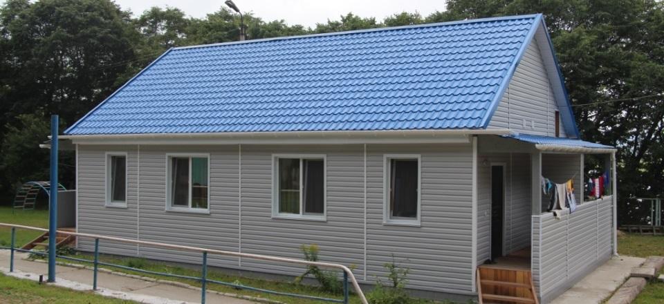 База отдыха «Энергетик» в База в с.Безверхово (Приморский край, Хасанский район)